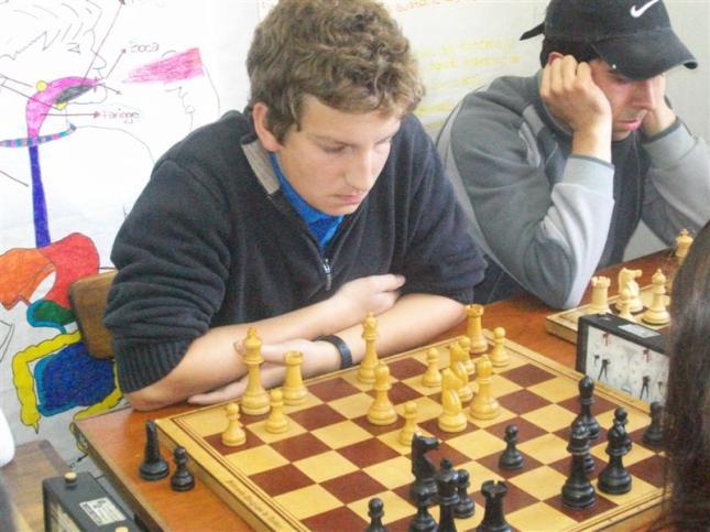 Paul Lieber, el campeón y su predilección - las posiciones abiertas