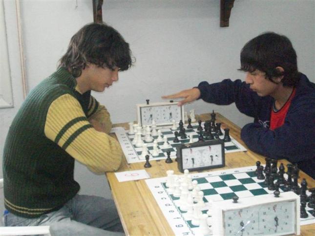 El ajedrez serio que vino de Concordia